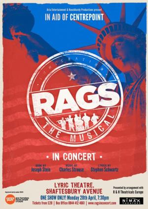 Caroline Sheen, Graham MacDuff and More Join Cast of RAGS IN CONCERT, April 28 in London