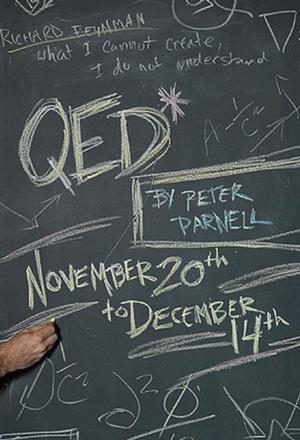 Lantern Theater Company to Present QED by Peter Parnell, 11/20-12/14