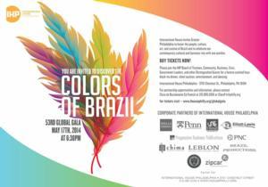 International House to Host 53rd Global Gala: Colors of Brazil, 5/17