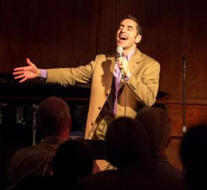 Brian De Lorenzo to Perform at The Metropolitan Room, 4/27 & 5/4