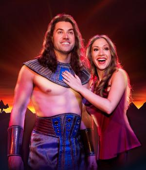 Diana DeGarmo and Ace Young Star in JOSEPH AND THE AMAZING TECHNICOLOR DREAMCOAT Tour, Launching in Cleveland, 3/4