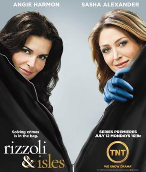 TNT's RIZZOLI & ISLES Posts Best L+3 Results this Winter