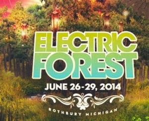 Another Round of Artists and Curated Event Lineups Announced for Electric Forest 2014
