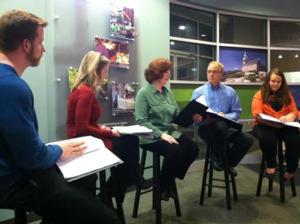 New Hampshire Theatre Project to Kick Off 2014 INTELLIGENT THEATRE FESTIVAL, 3/21