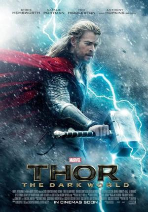 THOR: THE DARK WORLD Hammers Friday Opening with $31.6M; Aims for $80M Weekend