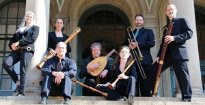 Piffaro, The Renaissance Band's March Concert to Celebrate William Shakespeare, 3/28-30