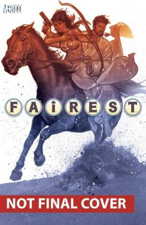 Bill Willingham Presents FAIREST VOL. 3: THE RETURN OF THE MAHARAJA Today