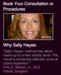 Permanent Makeup Artist Makes Over  Website With Beautiful Results