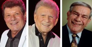 BWW Previews: THE GOLDEN BOYS, Frankie Avalon, Bobby Rydell and Freddie Roman at NJ PAC