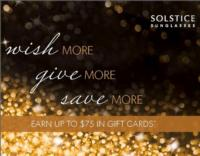 SOLSTICE Announces Its 'WISH More, GIVE More, SAVE More' Holiday Promotion