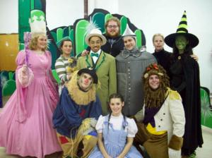 Ridgefield Playhouse to Present THE WIZARD OF OZ, 5/3