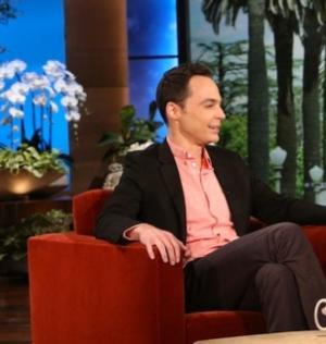 Jim Parsons Talks HBO's NORMAL HEART on Today's ELLEN