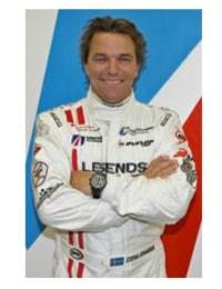 Racer Stefan Johansson Vaxjo's Watches Featured at Amatyzt.com