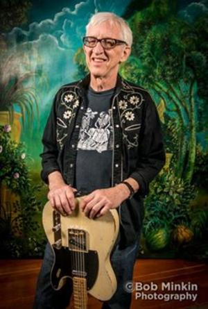 Bill Kirchen to Play Bridge Street Live, 5/22
