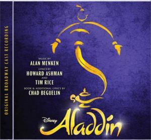 ALADDIN Cast Album Released Digitally Today!