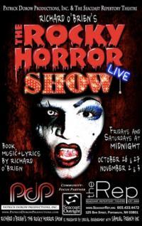 Seacoast Rep Announces Halloween-Themed Events