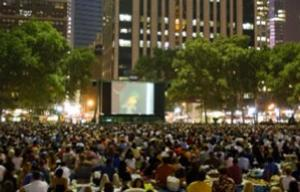 7th Annual Films on the Green Festival to Launch