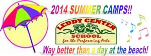 Leddy Center Announces Summer Camps