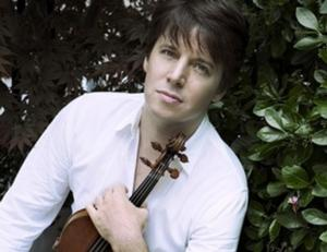 Violinist Joshua Bell Performs Recital with Pianist Sam Haywood on November 12 at Carnegie Hall