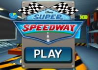 Disney/ABC Television Group Launch DISNEY SUPER SPEEDWAY App