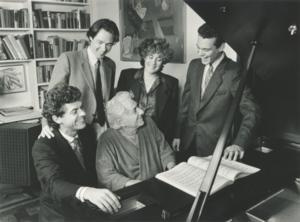 Barbara Cook, Marilyn Horne, Hal Prince and More Set for NYFOS Gala, Celebrating Leonard Bernstein, 4/28