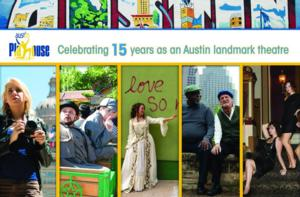Austin Playhouse to Host 15th Anniversary Season Gala, 9/30