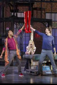 Cyndi Lauper & Harvey Fierstein Making Changes to KINKY BOOTS
