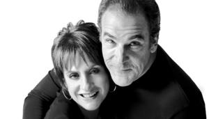 AN EVENING WITH PATTI LUPONE AND MANDY PATINKIN to Play Newark, Syracuse & More in 2014