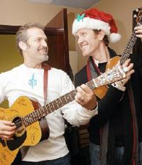York Theatre Company Will Present Marc Kudisch and Jeffry Duman's THE HOLIDAY GUYS IN HAPPY MERRY HANU-MAS, 12/18-31