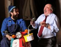 Nomad Theatre Network and Livin' Dred Theatre Company present Ride On!