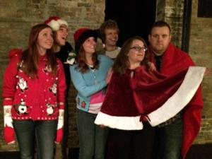 Whiskey Wry Productions to Drop A MERE SACK FULL OF COAL at Gorilla Tango, 11/30-12/14