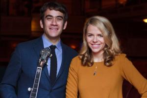 Aoife O'Donovan & Noam Pikelny to Perform at the Fox Theatre, 11/3