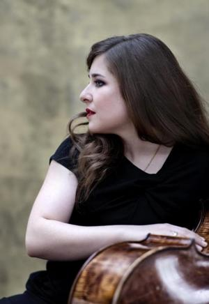 Cellist Alisa Weilerstein to Perform with New York Philharmonic October 24-26