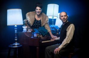 Trustus Theatre Presents THE HOUSE OF BLUE LEAVES, Now thru 5/24