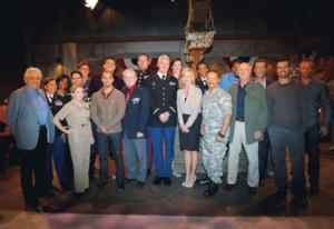 CBS's THE YOUNG AND THE RESTLESS to Feature U.S. Veterans in Special Episodes