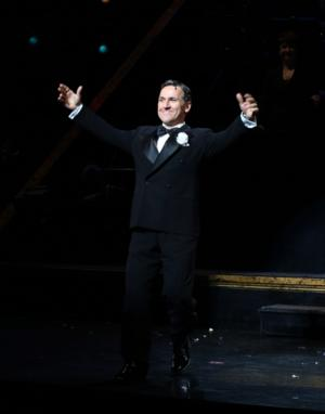 Elvis Stojko Talks About His Broadway Debut as Billy Flynn in CHICAGO