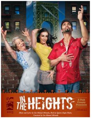 Hale Center Theater Orem to Produce IN THE HEIGHTS 10/3-11/23