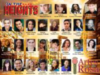 Sarah Marie Dickerson, Joshua Sherman and More Join Artes de la Rosa's IN THE HEIGHTS; Full Cast Announced!