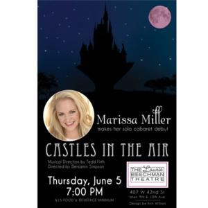 Marissa Miller to Make Solo Debut at the Laurie Beechman Theatre, 6/5