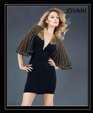 Jovani Dresses Compliment Fall Colors