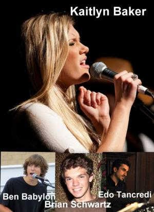 Kaitlyn Baker to Perform at House of Blues with Special Guest Ben Babylon, 5/2