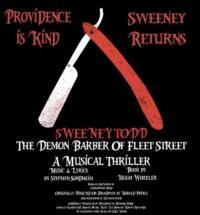 SWEENEY TODD Returns to Onyx Theatre