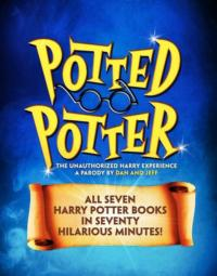 POTTED POTTER Will Return to the West End for a Limited Run This Spring