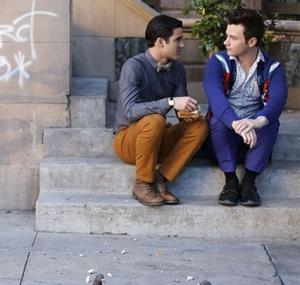 FIRST LISTEN: Darren Criss Covers John Legend's 'All of Me' on GLEE Season Finale