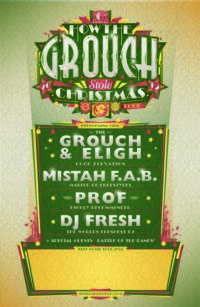 HOW THE GROUCH STOLE CHRISTMAS Tour Returns to Fox Theatre, 12/2