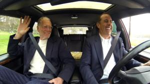David Letterman to Moderate SEINFELD Event at New York' Paley Center