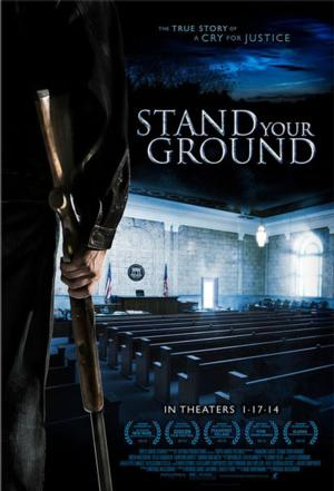 STAND YOUR GROUND: CRY FOR JUSTICE, a Movie Based on Two Books by Jackie Carpenter, In Select Theaters Today