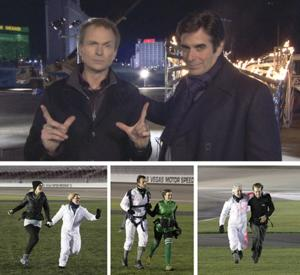 David Copperfield to Guest on Season Finale of THE AMAZING RACE, 5/18