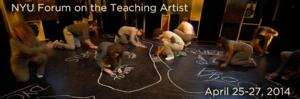 NYU's Program in Educational Theatre to Spotlight Teaching Artists, 4/25-27