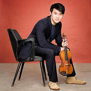 Hans Graf & BSO to Perform Perform Tchaikovsky's Violin Concerto with Ray Chen, 5/22-24
